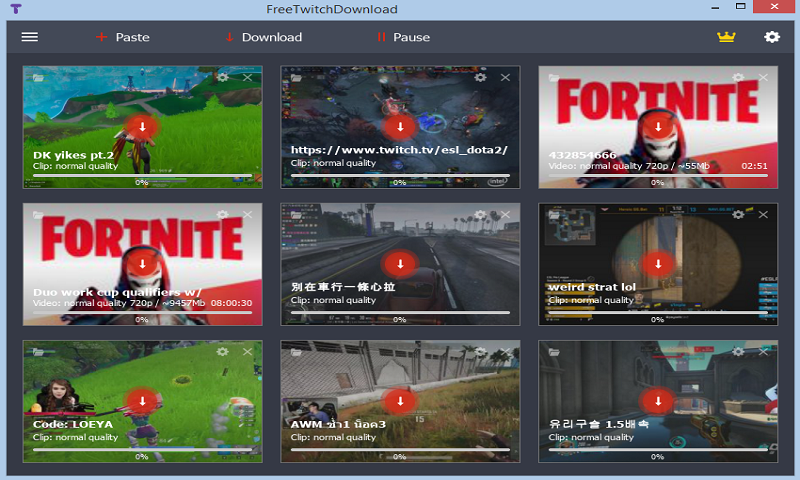 Free Twitch Download full screenshot