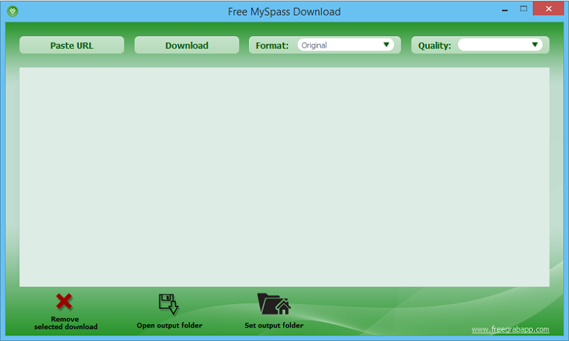 Free MySpass Download Screen shot