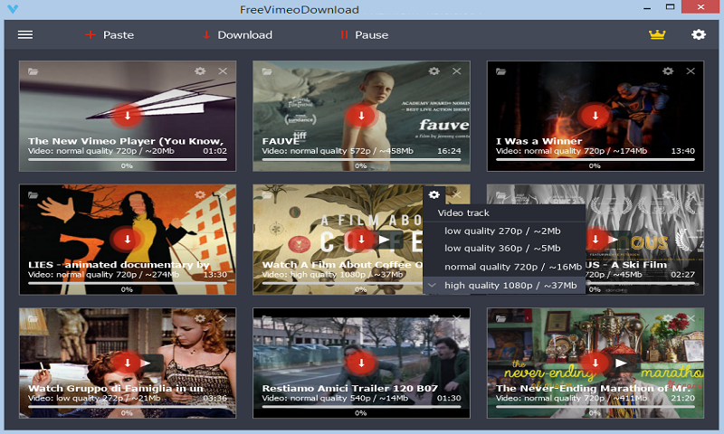 Free Vimeo Download 2.0.9.701